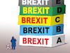 Cartoon: brex-a-b-c (small) by kotrha tagged eu,brexit,may,euro,libra