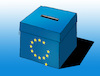 Cartoon: eurna (small) by kotrha tagged eu,elections,europa,euro,europarlament