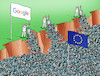 Cartoon: googlesyp (small) by kotrha tagged google