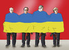 Cartoon: minsk2 (small) by kotrha tagged ukraine,minsk,putin,merkel,hollande,poroshenko,kyev,peace,war