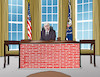 Cartoon: trumpwall19 (small) by kotrha tagged donald,trump,usa,mexico,walls