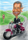 Cartoon: Biker auf Harley (small) by Zeichenstift Karikaturen tagged harley,davidson,motorrad,geburtstagsgeschenk,karikatur,geschenkideen