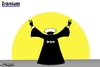 Cartoon: iranium ... (small) by jalal hajir tagged iran,nuclear,deal
