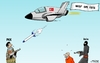 Cartoon: war on pkk ... (small) by jalal hajir tagged pkk,isis,erdugan,war