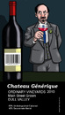 Cartoon: Le Sommelier (small) by perugino tagged wine