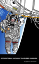 Cartoon: Space Walk (small) by perugino tagged space,exploration