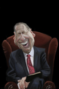 Cartoon: Thomas S Monson (small) by doodleart tagged prophet,lds,mormon,president