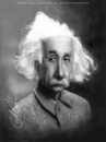 Cartoon: Einstein (small) by thatboycandraw tagged einsten