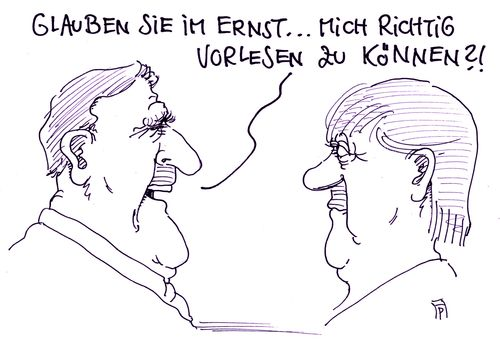 Cartoon: schröder-biographie (medium) by Andreas Prüstel tagged gerhard,schröder,altkanzler,biographie,buchvorstellung,angela,merkel,cartoon,karikatur,andreas,pruestel,gerhard,schröder,altkanzler,biographie,buchvorstellung,angela,merkel,cartoon,karikatur,andreas,pruestel
