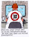 Cartoon: nachdenken (small) by Andreas Prüstel tagged internet,denken,nachdenken,posting,mail,nachrichten,cartoon,karikatur,andreas,pruestel