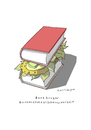 Cartoon: Bookburger (small) by Mattiello tagged buchmesse,frankfurt,bücher,autoren,schriftsteller,messebesucher,zwischenmahlzeit