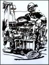 Cartoon: Vietnamise fisherman (small) by yalisanda tagged vietnam fisherman boot roop asia black ink drawing smile