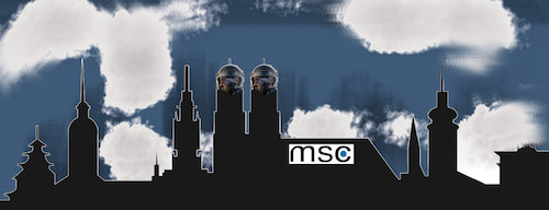 Cartoon: msc (medium) by ab tagged msc