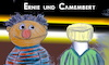 Cartoon: famous couples (small) by ab tagged ernie,bert,sesamstr