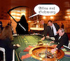 Cartoon: rien ne va plus (small) by ab tagged casino,roulette,spiel,tod