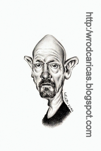 Cartoon: Rob Halford (medium) by WROD tagged rob,halford,judas,priest