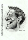 Cartoon: Bryan Adams (small) by WROD tagged bryan,adams