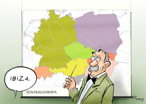 Cartoon: Ibiza (medium) by Paolo Calleri tagged eu,oesterreich,parteien,fpö,strache,justiz,spö,övp,parteispenden,ibiza,geld,tarnvereine,video,korruption,karikatur,cartoon,paolo,calleri,eu,oesterreich,parteien,fpö,strache,justiz,spö,övp,parteispenden,ibiza,geld,tarnvereine,video,korruption,karikatur,cartoon,paolo,calleri