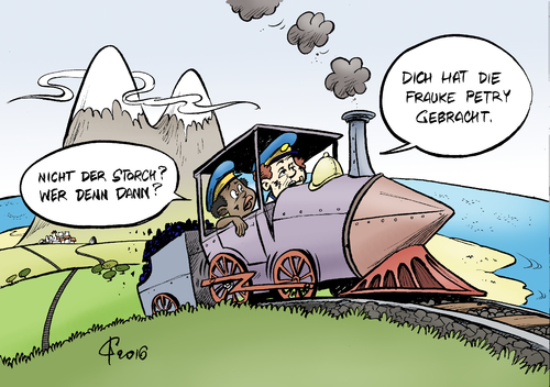Cartoon: Insel (medium) by Paolo Calleri tagged deutschland,europa,welt,fluechtlinge,parteien,afd,alternative,fuer,insel,abschiebung,rechtspopulistisch,rechtspopulismus,jim,knopf,lukas,lokomotivfuehrer,karikatur,cartoon,paolo,calleri,deutschland,europa,welt,fluechtlinge,parteien,afd,alternative,fuer,insel,abschiebung,rechtspopulistisch,rechtspopulismus,jim,knopf,lukas,lokomotivfuehrer,karikatur,cartoon,paolo,calleri