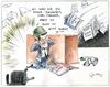 Cartoon: Oppositely fire (small) by Paolo Calleri tagged karl,theodor,zu,guttenberg,bundesverteidigungsminister,verteidigungsminsiter,gorch,fock,skandalschiff,feldpostaffaere,geoeffnete,briefe,waffenspiele,afghnaistan,getoeteter,soldat,informationspolitik,parlament,untersuchungsausschuss