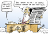 Cartoon: Welterklärer (small) by Paolo Calleri tagged deutschland,tod,journalist,reporter,autor,auslandskorrespondenz,peter,scholl,latour,welt,nahost,experte,afrika,welterklaerer,karikatur,cartoon,paolo,calleri