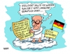Cartoon: Erich Nostalgie (small) by RABE tagged erich,honecker,staatschef,ddr,sed,stasi,wolke,rabe,ralf,böhme,cartoon,karikatur,pressezeichnung,farbcartoon,tagescartoon,schießbefehl,grenze,staatsgrenze,afd,petri,seehofer,csu,bayern,unrecht,unrechtstaat