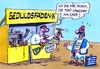 Cartoon: Geduldsfaden (small) by RABE tagged griechenland,athen,parlamentswahlen,linksbündnis,syriza,alexis,tsipras,wahlsieg,schuldenschnitt,gelgeber,ezb,kreditenotenbank,banker,rabe,ralf,böhme,cartoon,karikatur,pressezeichnung,farbcartoon,tagescartoon,eu,brüssel,euro,eurokrise,währungshüter,finanzc