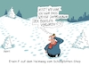 Cartoon: Weißes Album (small) by RABE tagged schnee,winter,schneechaos,bayern,schneeflocken,tiefschnee,katastrophe,rabe,ralf,böhme,cartoon,karikatur,pressezeichnung,farbcartoon,tagescartoon,beatles,schallplatte,doppelalbum,lp,klappcover,john,paul,george,ringo,popmusik