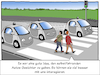 Autonomes Fahren Interaktion
