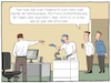Cartoon: Datensicherheit (small) by CloudScience tagged datenschutz,datensicherheit,business,management,wirtschaft,passwort,login,authentifizierung,sicherheit,passwortstaerke,access,face,scan,iris,biometrische,daten,biometrie,multi,faktor,urinprobe,legitimation,legitimationsverfahren,hacker,digitalisierung,digital,it,technologie,einloggen,security,cybersecurity,itsecurity,hacken,moeller