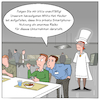 Cartoon: IT-Sicherheit (small) by CloudScience tagged sicherheit,it,cyber,security,datenschutz,hacker,hacking,technologie,digitalisierung,digital,white,hat,business,smartphone,kantine,cloud