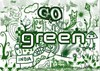Cartoon: go green India (small) by anupama tagged go,green