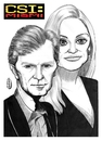 Cartoon: CSI miami (small) by DeVaTe tagged csi,miami