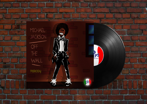 Cartoon: Michael Jackson Off The wall (medium) by Peps tagged michael,jackson,disco,music,rock,quincy,jones,thriller,rockwithyou
