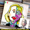 Cartoon: Christina Aguilera Bionic (small) by Peps tagged christina,aguilera,bionic