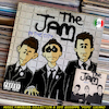 Cartoon: The Jam  In the City (small) by Peps tagged the,jam,in,city