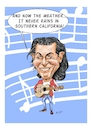 Cartoon: Albert Hammond (small) by Thomas Vetter tagged albert,hammond