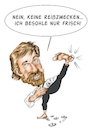 Cartoon: Chuck Norris (small) by Thomas Vetter tagged chuck,norris
