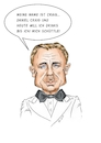 Cartoon: Daniel Craig (small) by Thomas Vetter tagged daniel,craig