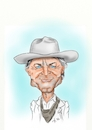 Cartoon: Terence Hill (small) by Thomas Vetter tagged terence,hill
