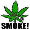 Cartoon: Smoke Da Weed (small) by Stoner tagged smoke,daily,weed,marijuana,cannabis