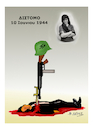 Cartoon: DISTOMO 1944 (small) by vasilis dagres tagged fascism,nazis,greece,germany,war,reparations