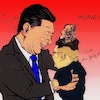 Cartoon: Talks (small) by takeshioekaki tagged huawei