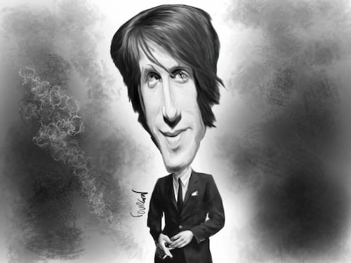Cartoon: dessins et caricatures (medium) by MFOURGON tagged dutronc