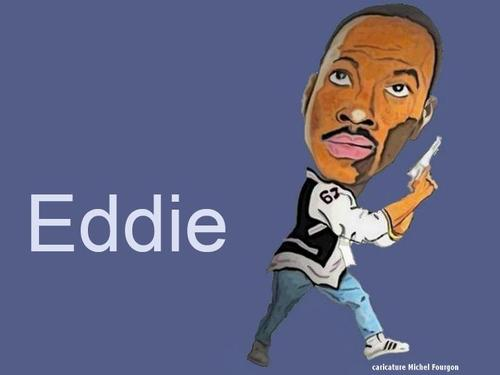Cartoon: eddie murphy (medium) by MFOURGON tagged eddie,murphy