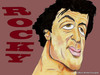 Cartoon: Sylvester Stallone (small) by MFOURGON tagged sylvester,stallone