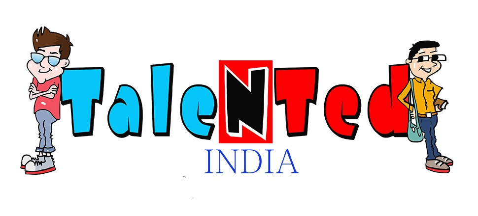 Talented India's banner