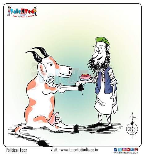 Cartoon: Talented India Today Cartoon On (medium) by Talented India tagged talentedindia,talentednews,talentedview,cartoon,cartoonist