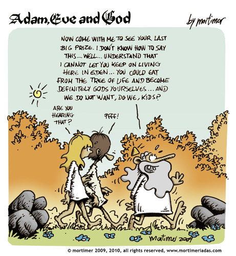 adam eve and god 30