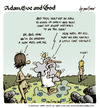 Cartoon: adam eve and god 26 (small) by mortimer tagged mortimer,mortimeriadas,cartoon,comic,gag,adam,eve,god,bible,paradise,eden,biblical,christian,original,sin,sex,nude,toons,hairy,belly,blonde